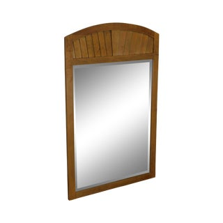 Ethan Allen Country Colors Beveled Mirror For Sale