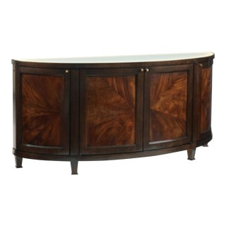 Caracole in Glowing Terms Sideboard/Bar For Sale