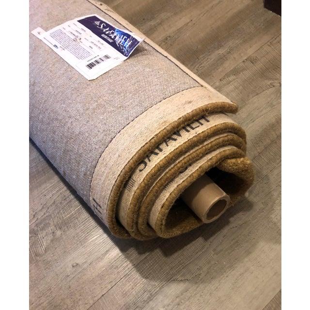 Safavieh Safavieh Heritage Wool Hand Tufted Light Brown Grey Rug - 7'6 X 9'6 For Sale - Image 4 of 8
