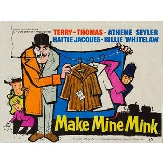 """""""Make Mine Mink"""" For Sale"""