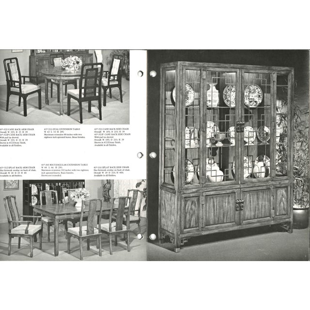 Century Furniture Company China Cabinet For Sale In Seattle - Image 6 of 7