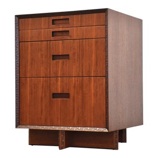 Frank Lloyd Wright Talisien Nightstand For Sale