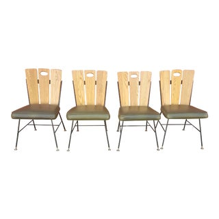 Richard McCarthy for Selrite Dining Chairs- Set of 4 For Sale