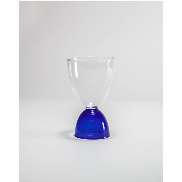 A set of one in each color! 7oz on top, 2oz on bottom. Conceived as the ultimate multi-purpose glass, whether it be a...