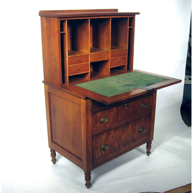 Diminutive Federal Secretary Desk - Image 3 of 6