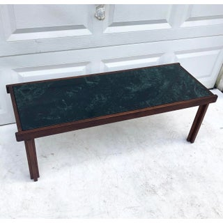 Mid-Century Coffee Table With Marble Top Preview