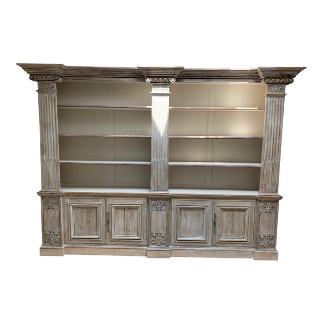 Antique French Display Cabinet For Sale