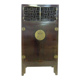 19th Century Qing Storage Cabinet For Sale