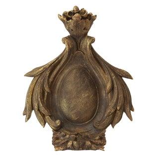 Antique French Bronze Ormolu Avoir Door Knocker