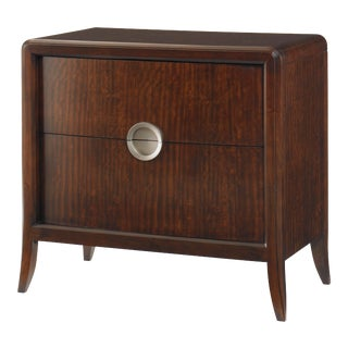 Century Furniture Paragon Club Carew Nightstand For Sale