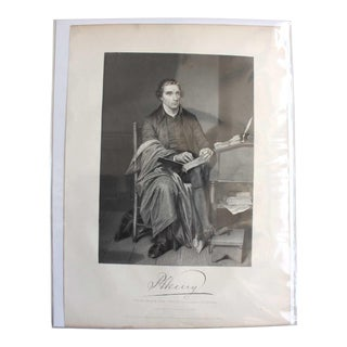 Henry, Print by Alonzo Chappel For Sale