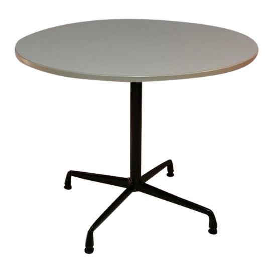 Herman Miller Cafe Table - Image 1 of 4