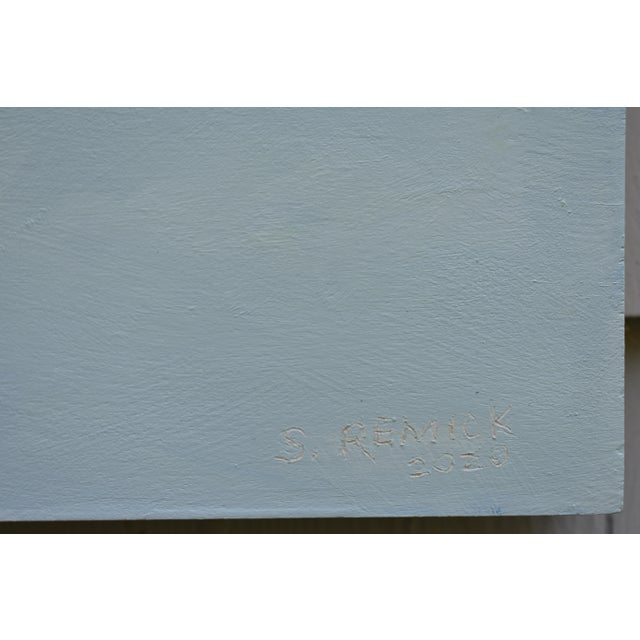 2020s Cloud Study 'Dance' Contemporary Painting by Stephen Remick For Sale - Image 5 of 8