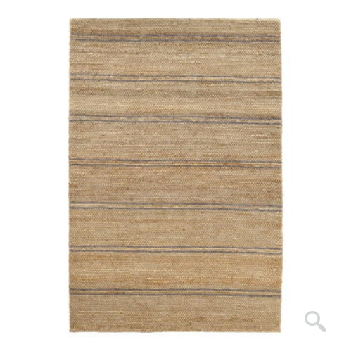 ]Madrid Wool rug is the perfect fit for those who desire subtle yet impactful patterns in their floor coverings. Gray...