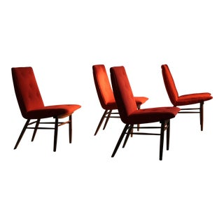 "1950s George Nakashima ""Origins"" Dining Chairs - Set of 4 For Sale"