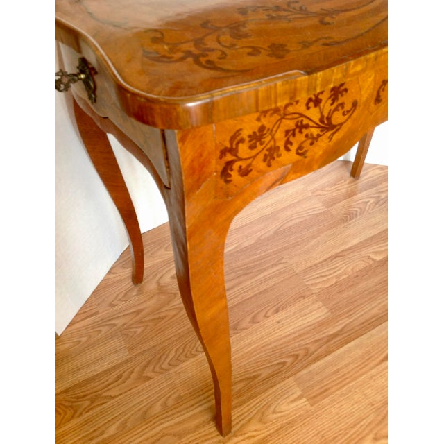 ior 19th Century French Inlaid Vanity For Sale - Image 10 of 13