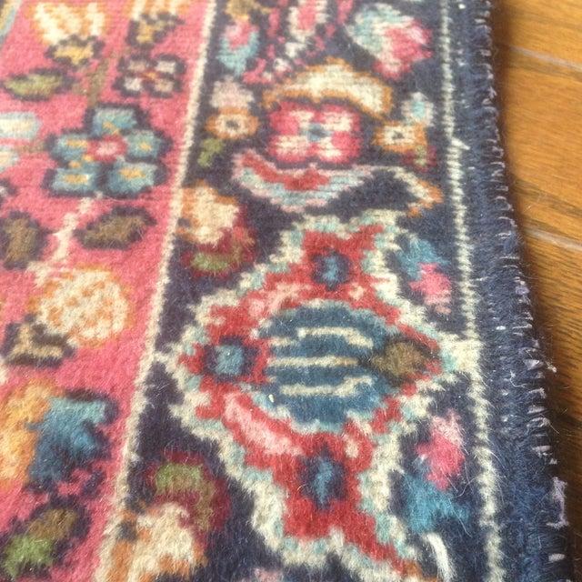 Vintage Karastan Oriental Small Rug - 2′2″ × 4′ For Sale - Image 4 of 13