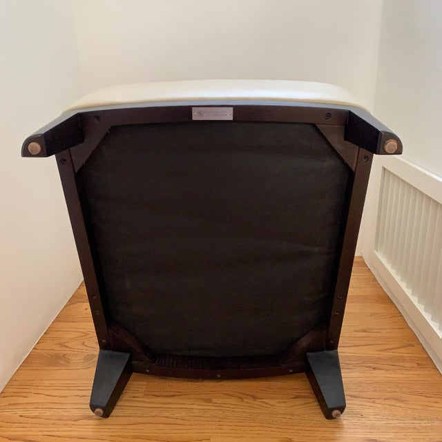Christian Liaigre at Holly Hunt Mandarin Chair For Sale In San Francisco - Image 6 of 9