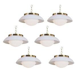 Image of Porcelain Pendant Lighting