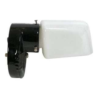 Reproduction Mid Century Wall Light Sconce For Sale