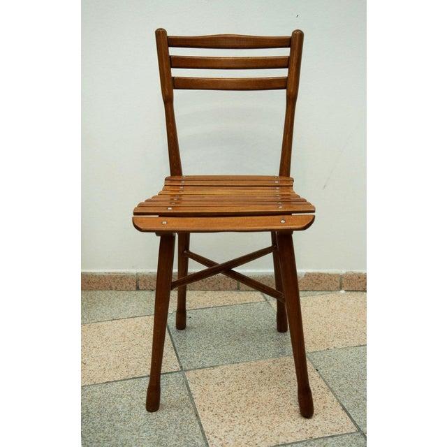 Jacob & Josef Kohn Antique garden chair by J. & J. Kohn, 1900 For Sale - Image 4 of 11