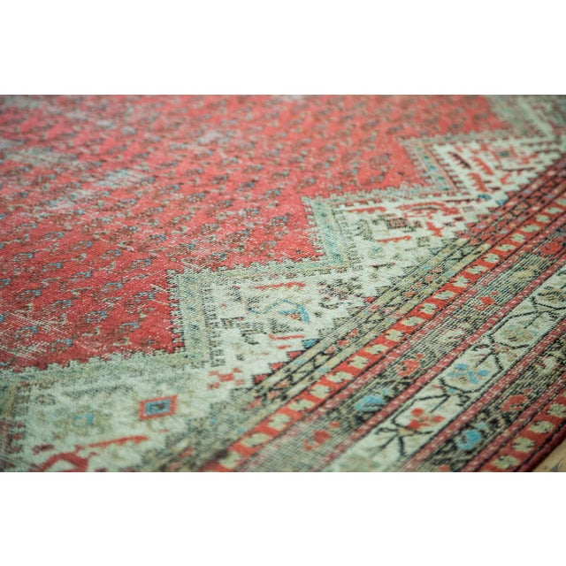 """Antique Persian Malayer Runner - 6'9"""" x 15'10"""" - Image 2 of 5"""