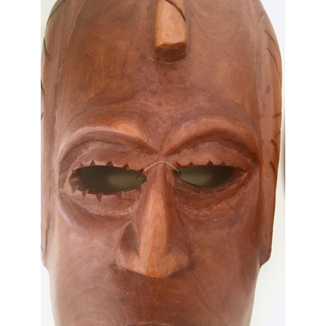 Vintage African Masks - Set of 3 - Image 5 of 9