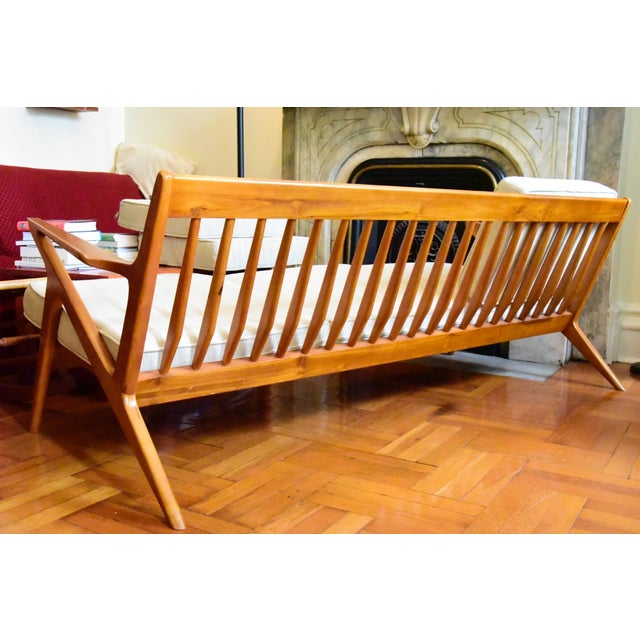 Danish Modern Z Sofa - Image 5 of 5
