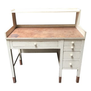 Homemade Work Bench Desk For Sale