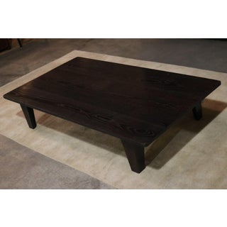 Japanese Sugi Wood Table Preview