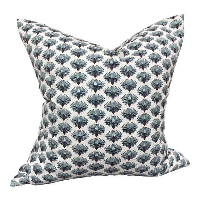 Indian Hand Blocked Pillow For Sale