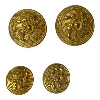 Classic Vintage Salvatore Ferragamo Buttons For Sale