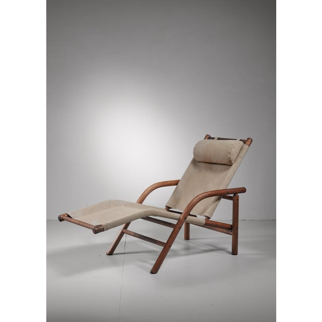 1970s Ben af Schulten lounge chair, Finland, 1970s For Sale - Image 5 of 5