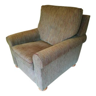 Stickley Upholstered Reclining Armchair
