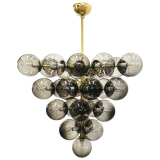 Grappolo Chandelier For Sale