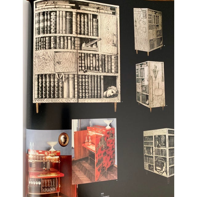 Paper Fornasetti the Complete Universe Book by Barnaba Fornasetti and Mariuccia Casadio for Rizzoli For Sale - Image 7 of 13