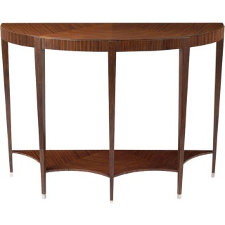 Scarborough House Demilune Console Table For Sale
