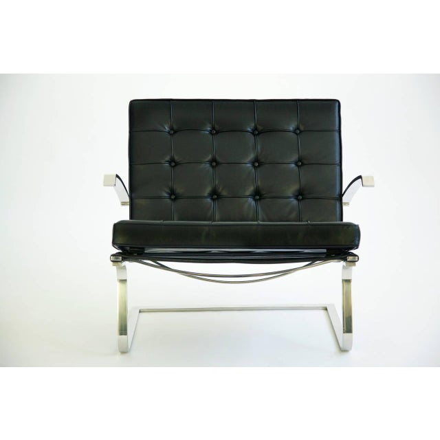 Mid-Century Modern Mies van der Rohe Tugendhat Chairs For Sale - Image 3 of 10