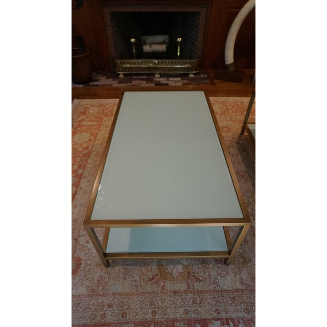 Contemporary Contemporary Suzanne Kasler Coffee Table For Sale - Image 3 of 8