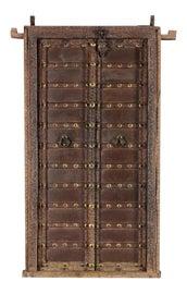 Image of Teak Doors