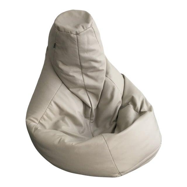 Peachy Zanotta Bean Bag Chair Creativecarmelina Interior Chair Design Creativecarmelinacom