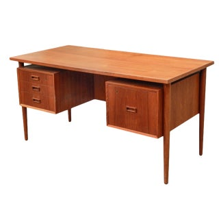 Kai Kristiansen Desk For Sale