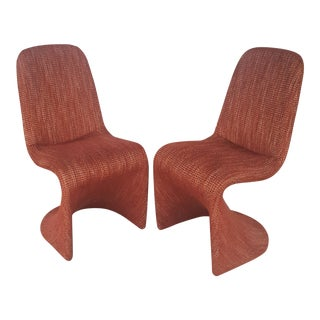 Side Chairs- a Pair For Sale