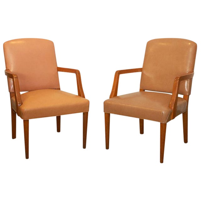 American Armchairs - A Pair For Sale