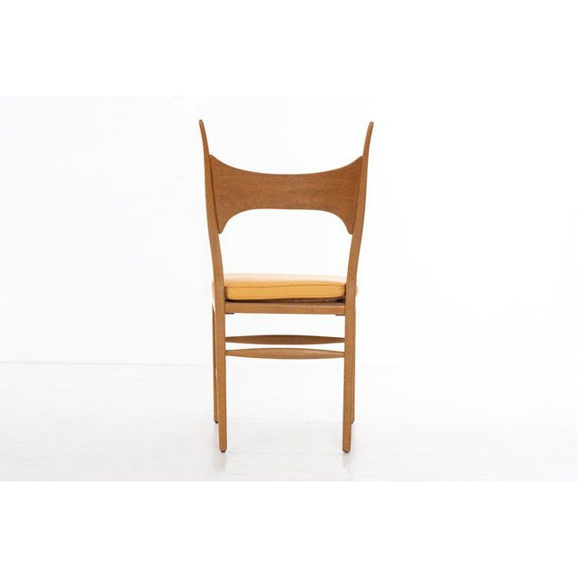 Edward Wormley Model 5580 Side Chair For Sale In New York - Image 6 of 10