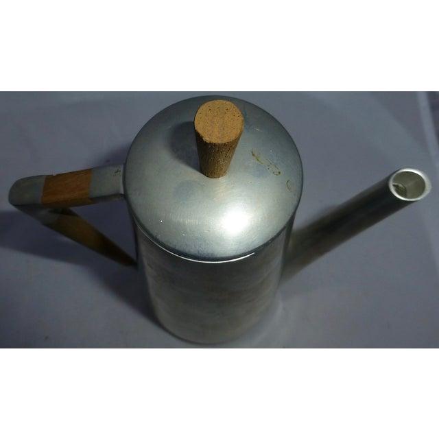 Mid-Century Coffee Pot, Tea Pot & Creamer - S/3 - Image 5 of 9