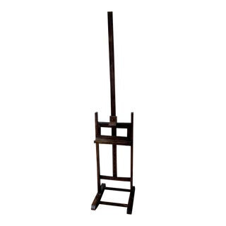 19th Century Italian Antique Easel For Sale