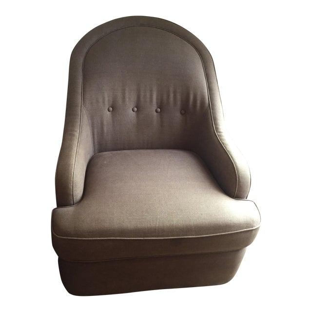 Dwell Studio Savoy Barrel Chair - Image 1 of 4