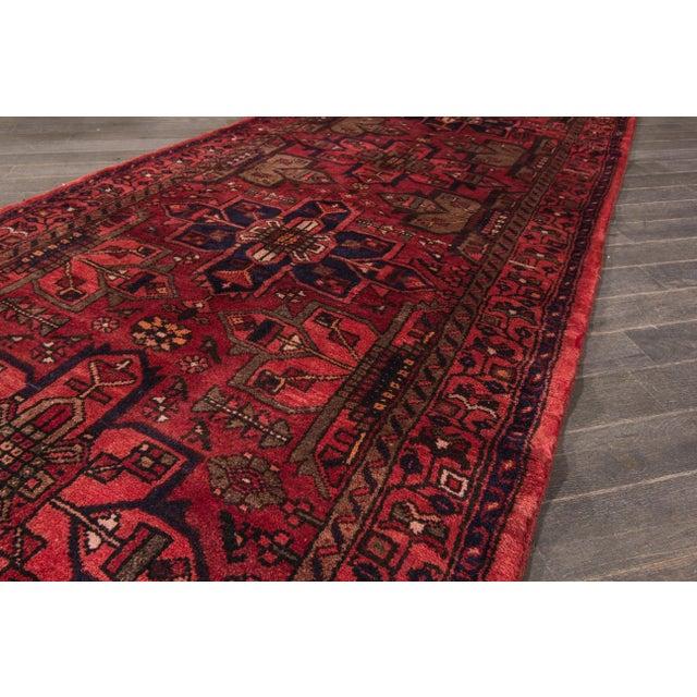 """Apadana - Vintage Persian Rug, 3'5"""" x 9'7"""" - Image 4 of 7"""