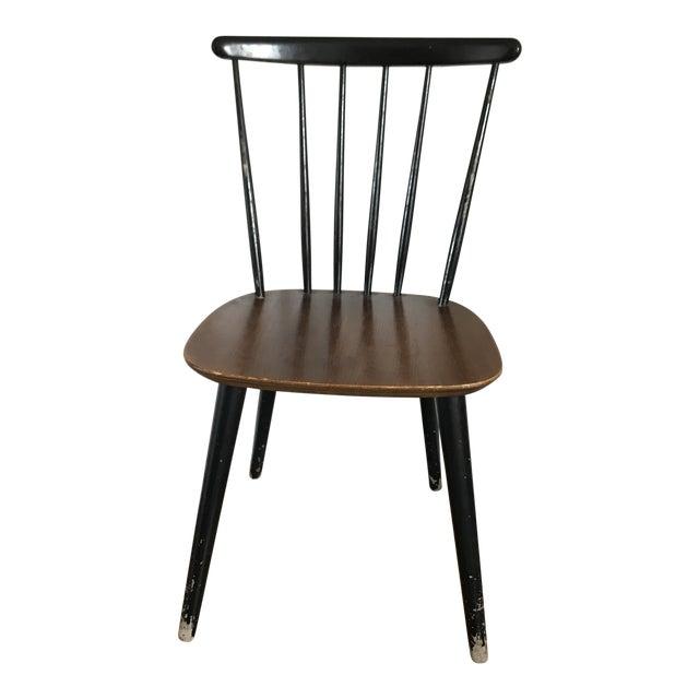 Vintage Danish Windsor Chair For Sale